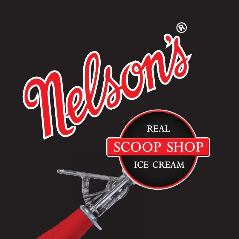 Nelson's Hand Dipped Ice Cream